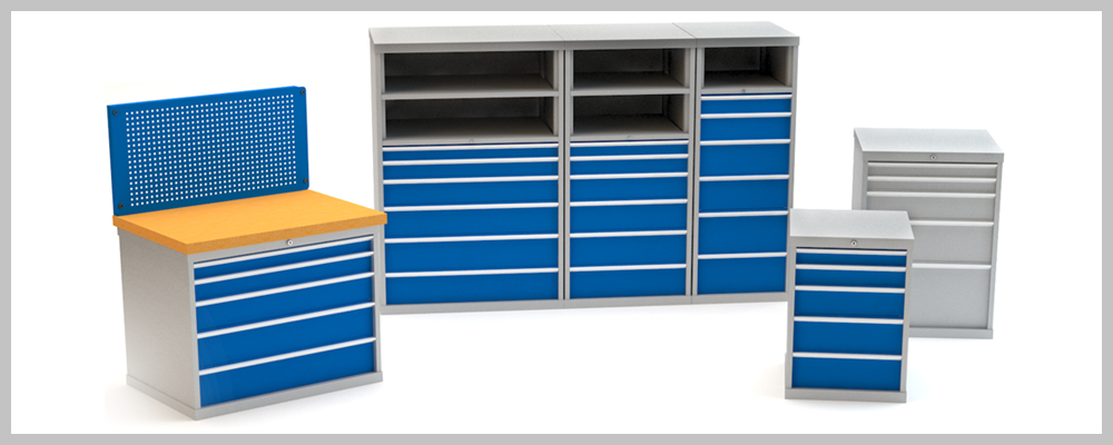 Tool Storage Cabinet India